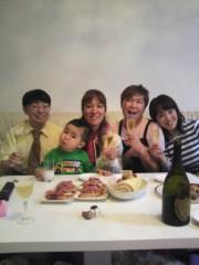 ジャガー横田 公式ブログ/イタリアン!!(*^-')b 画像1