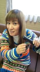 ジャガー横田 公式ブログ/ツヤツヤの髪だね・・・と言われる秘訣!(*^_  ') 画像2
