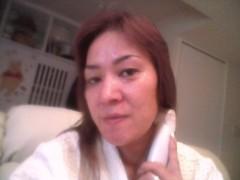 ジャガー横田 公式ブログ/カサカサ…お肌に効果あり!!(*^- ')b 画像1