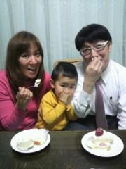 ジャガー横田 公式ブログ/お腹いっぱい食べた後は… 画像1