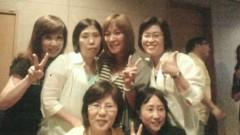 ジャガー横田 公式ブログ/数十年振りに恩師とクラスメートと再会。 画像3
