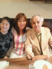 ジャガー横田 公式ブログ/数十年振りに恩師とクラスメートと再会。 画像1