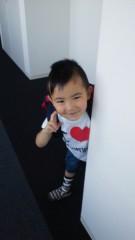 ジャガー横田 公式ブログ/このポーズ何を示してるでしょうか?(^_^;) 画像2