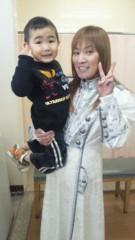 ジャガー横田 公式ブログ/ダンプちゃんも頑張ってるよ!!(*^ _ ') 画像2