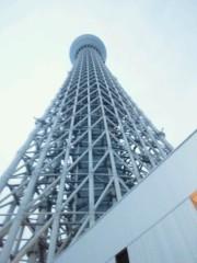 ジャガー横田 公式ブログ/スカイツリーに行って来ました。( *^^*) 画像2