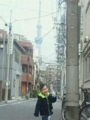 ジャガー横田 公式ブログ/下町の暖かさに触れて・・・(*^_^ *) 画像1