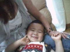 ジャガー横田 公式ブログ/ただいまぁー!(^_^) 画像1