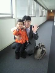 ジャガー横田 公式ブログ/おはよー!!(*^-')b 画像2
