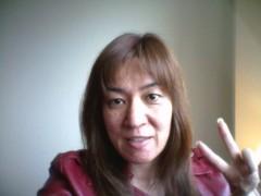 ジャガー横田 公式ブログ/待ち時間…(~_~;) 画像1