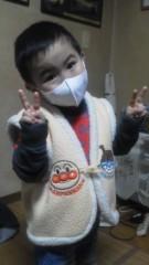 ジャガー横田 公式ブログ/元気な病人!(^_^)v 画像1