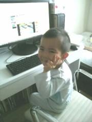 ジャガー横田 公式ブログ/パパって可哀想…(>_<) 画像1