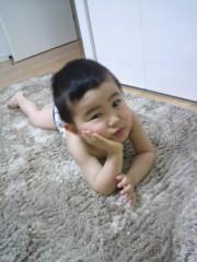 ジャガー横田 公式ブログ/お風呂上がりに…(^_^;) 画像2