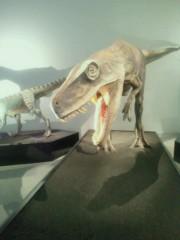 ジャガー横田 公式ブログ/「恐竜展」に行きました!!(^O^) / 画像1