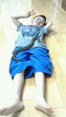 ジャガー横田 公式ブログ/僕のペット!f(^_^;) 画像1
