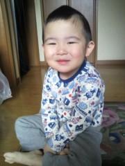 ジャガー横田 公式ブログ/おはよう!!(*^-')b 画像2
