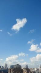 ジャガー横田 公式ブログ/おはよー!青い空が気持ちいいー! !(*^^*) 画像2