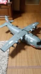 ジャガー横田 公式ブログ/大きい飛行機!! 画像1