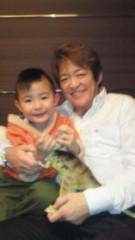 ジャガー横田 公式ブログ/はっぴーばーすでぃ!Taishi!!(*^_  ') 画像2