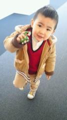 ジャガー横田 公式ブログ/久し振りに会ったパパは・・・( *^_^*) 画像3
