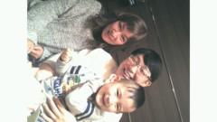 ジャガー横田 公式ブログ/家族揃って!(*^_^*) 画像1