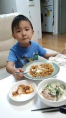 ジャガー横田 公式ブログ/家族で食事! 画像2