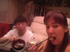 ジャガー横田 公式ブログ/食卓を囲む… 画像1