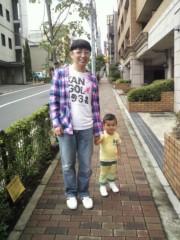 ジャガー横田 公式ブログ/今日は仲良く三人で…(^^)(^^)(^ ^)d 画像2