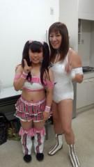 ジャガー横田 公式ブログ/最小の女子プロレスラー!(v^ ー°) 画像1