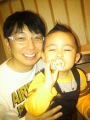 ジャガー横田 公式ブログ/久しぶりに家族揃ってお寿司屋さんへ(^-^)b 画像1