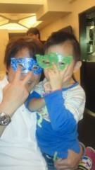 ジャガー横田 公式ブログ/だぁーれだ!!(*^^*) 画像2
