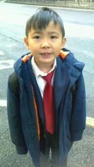 ジャガー横田 公式ブログ/六歳の成長 画像1