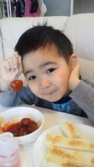 ジャガー横田 公式ブログ/大維志はまだ三歳!・・・らしい!(-_-;) 画像1