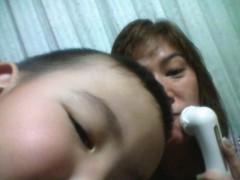 ジャガー横田 公式ブログ/引っ越しの疲れが顔にまで… 画像3