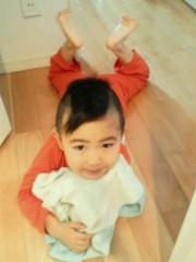 ジャガー横田 公式ブログ/ヘアメイクをしてると・・・(^o^; ) 画像2