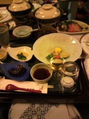 ジャガー横田 公式ブログ/夕食…(^o^) 画像1