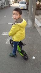 ジャガー横田 公式ブログ/ステアーレース!('-^*)ok 画像2