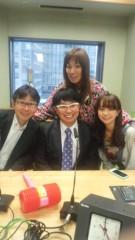 ジャガー横田 公式ブログ/ラジオって楽しいね!!(*^_  ') 画像1