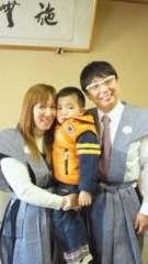 ジャガー横田 公式ブログ/祈って来ましたよォ!(^^)d 画像2