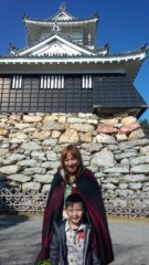 ジャガー横田 公式ブログ/浜松城! 画像1