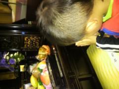 ジャガー横田 公式ブログ/お彼岸…母に挨拶! 画像1