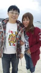 ジャガー横田 公式ブログ/万座ビーチ!(^^)(^-^) 画像2