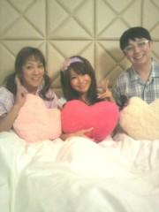 ジャガー横田 公式ブログ/ベッドシーン!?(~_~;) 画像1