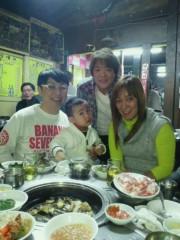 ジャガー横田 公式ブログ/韓国でのお正月!(^O^) / 画像1