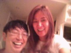 ジャガー横田 公式ブログ/キノピーとツーショット!!        (*^o^)/\(^-^*) 画像1
