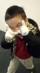 ジャガー横田 公式ブログ/手袋しちゃって… 画像1