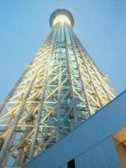 ジャガー横田 公式ブログ/ライトアップの瞬間! 画像2
