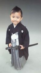 ジャガー横田 公式ブログ/七五三の御祝い。 画像1