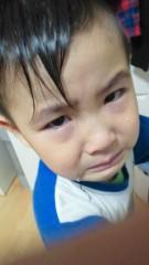 ジャガー横田 公式ブログ/泣いてるの!?(;_;) 画像1