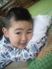 ジャガー横田 公式ブログ/おはよう!!(*^-')b 画像1
