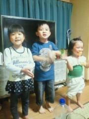 ジャガー横田 公式ブログ/お誕生日、おめでとう!o(^-^)o 画像2